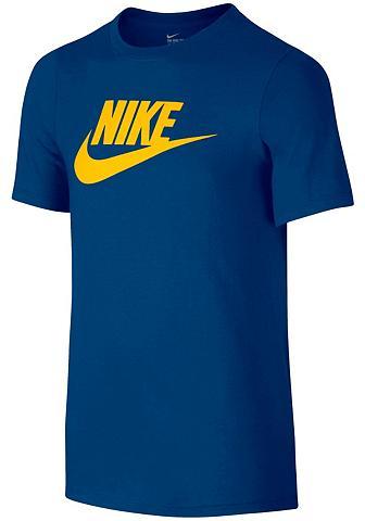 NIKE SPORTSWEAR Marškinėliai »CTN CREW FUT ICON TD Mar...