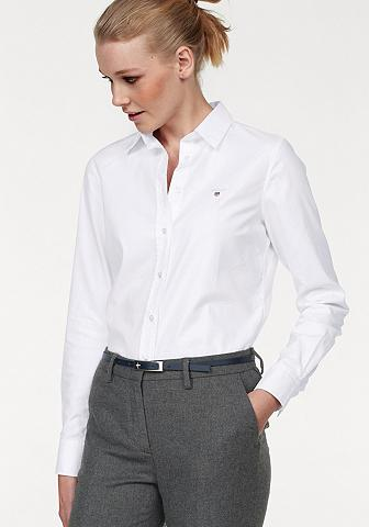 Gant Marškiniai su kuklus Logostickerei
