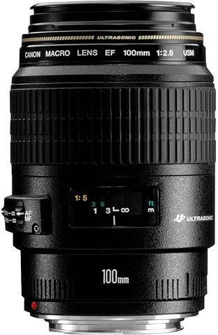 Canon »EF 100mm f/2.8 Makro USM« Makroobjekt...