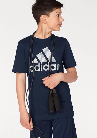 ADIDAS PERFORMANCE Marškinėliai »BOS«