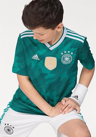 ADIDAS PERFORMANCE Marškinėliai »2018 DFB Auswärtstrikot ...