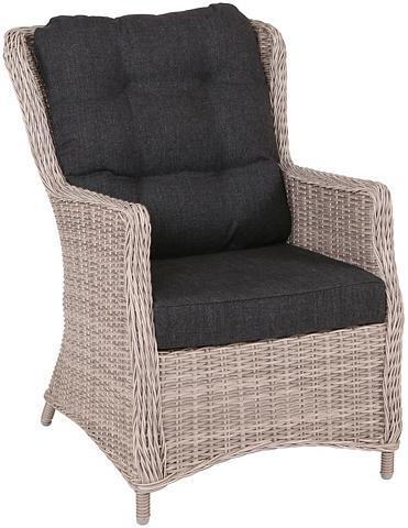 DESTINY Sodo kėdė »CASA« Polyrattan ir užvalka...
