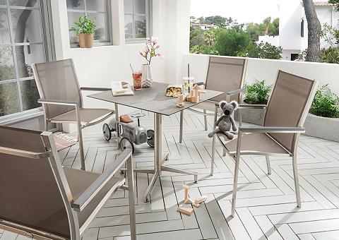DESTINY Sodo kėdė »ALTOS II« Textil stapelbar