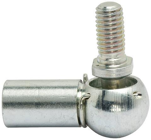 RAMSES Winkelgelenk DIN 71802 M10 Stahl verzi...