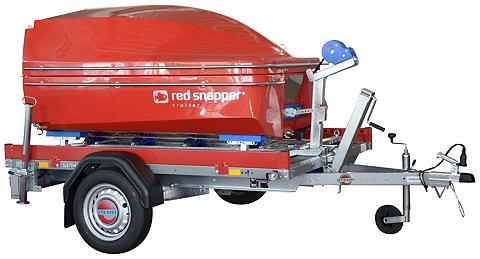 STEMA Automobilio priekaba »Red Snapper« ir ...