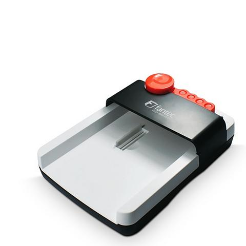 FANTEC HDD Sportbačiai USB3.1 Jungčių »2 įkro...