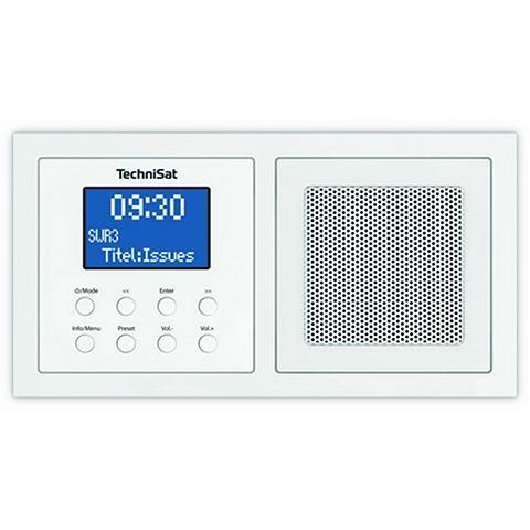 TechniSat Kompaktes DAB+ Digital- Unterputzradio...