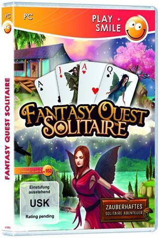 ASTRAGON PC - Spiel »Fantasy Quest Solitaire«