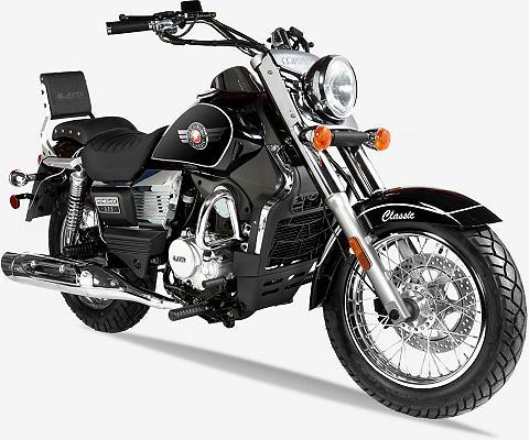 UM Aplink Motociklas »Renegade Classic« 1...