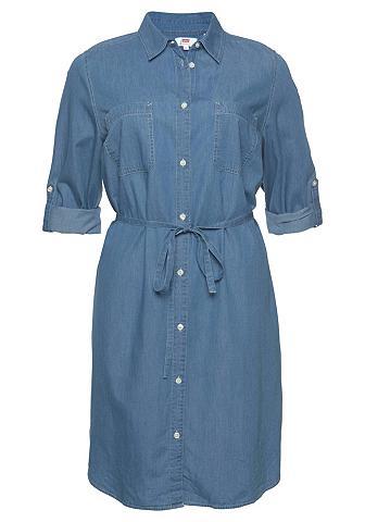 LEVIS PLUS Levi's® Plus džinsinė suknelė »Plus Si...