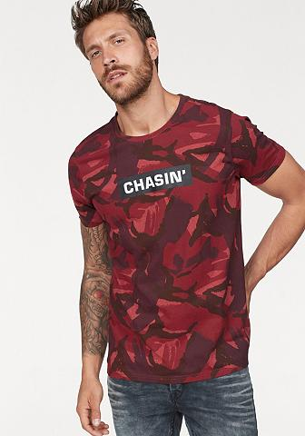 CHASIN´ CHASIN' Marškinėliai »Evans«