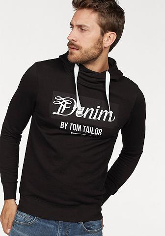 TOM TAILOR DENIM Tom Tailor Džinsai Sportinis megztinis...