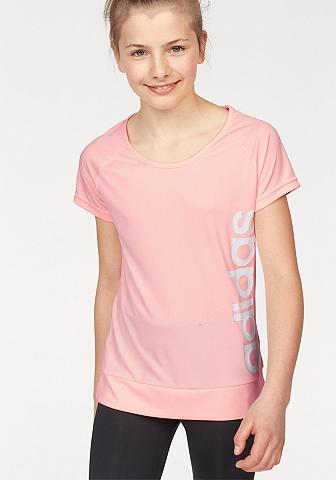 ADIDAS PERFORMANCE Sportiniai marškinėliai »YG GU TEE«