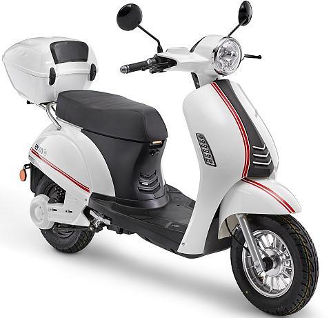 Luxxon E-Motorroller »E3000« 3000 W 45 km/h