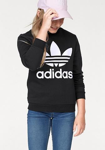 ADIDAS ORIGINALS Sportinio stiliaus megztinis