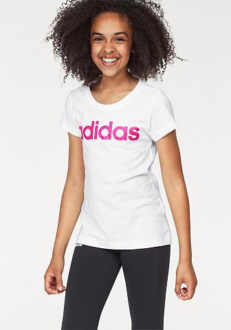 ADIDAS PERFORMANCE Marškinėliai »LINEAR TEE«