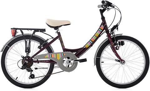 KS CYCLING Jaunimo dviratis 6 Gang Kettenschaltun...