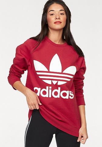 ADIDAS ORIGINALS Sportinio stiliaus megztinis »OVERSIZE...