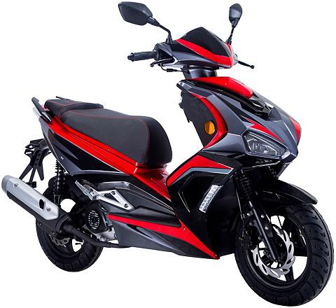 GT UNION Motoroleris »Striker« 50 ccm Euro 4 ju...