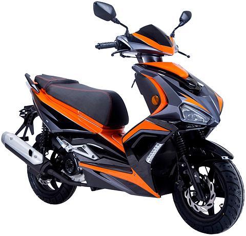 GT UNION Motoroleris »Striker« 50 ccm Euro 4 sc...