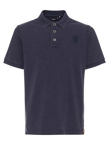 NAME IT Stickereilogo Polo marškinėliai