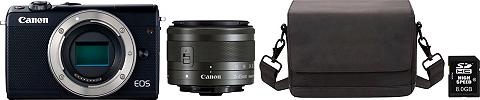 CANON »EOS-M100 15-45mm IS« Sisteminis fotoa...