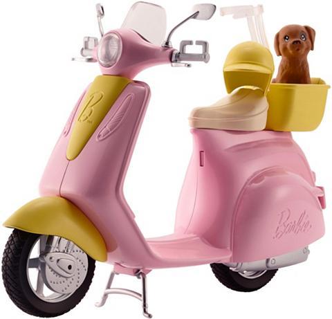 MATTEL Puppenroller »Barbie Motorroller«