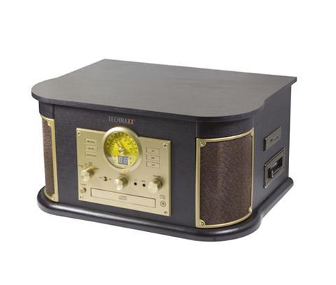 TECHNAXX Radio »Nostalgie BT LP Converter All-i...