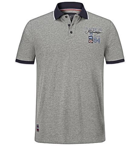 JAN VANDERSTORM Polo marškinėliai »HENTTE«