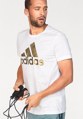 ADIDAS PERFORMANCE Marškinėliai »BOS FOIL«