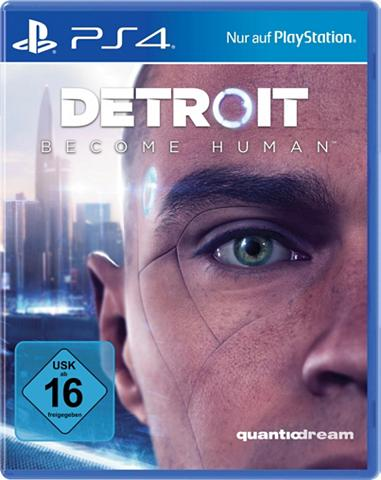 PS4 Detroit Become Human Play Stovas/s...