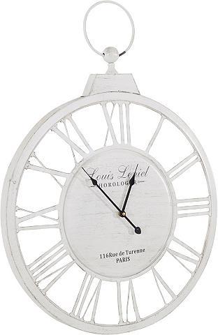 HOME AFFAIRE Sieninis laikrodis iš metalas