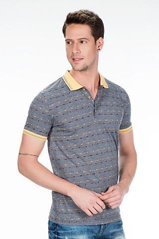 CIPO & BAXX Cipo & Baxx Herren Polo marškinėliai s...