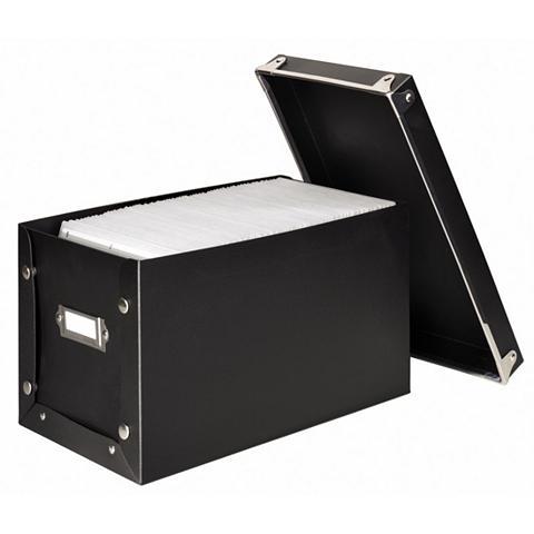 HAMA Media Dėžutė 140 juoda spalva