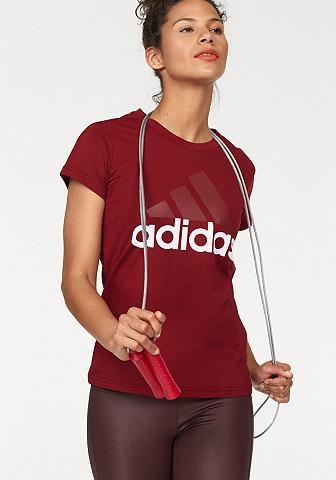 ADIDAS PERFORMANCE Marškinėliai »ESSENTIAL LI SLI TEE«