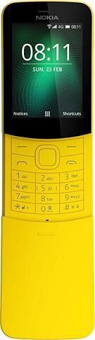 Nokia 8110 Handy (6 cm/24 Zoll 4 GB Speicher...