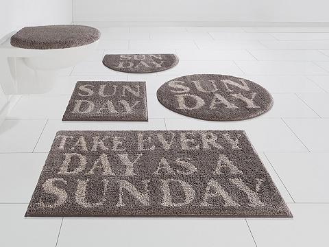 MY HOME Vonios kilimėlis »Inka« aukštis 16 mm ...
