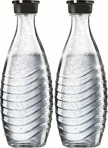 SODASTREAM Soda Stream Stiklinis ąsotis Duopack 0...