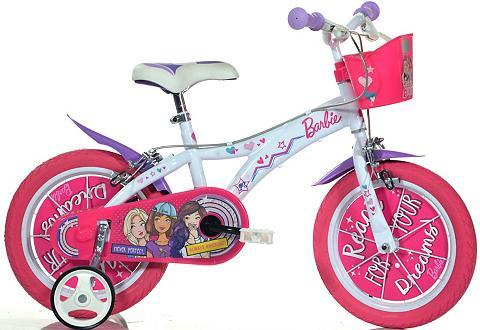 BARBIE Vaikiškas dviratis »« 1 Gang
