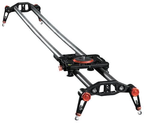 WALIMEX Slider »pro Carbon Video Slider Pro 12...