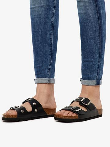 BIANCO Nieten sandalai