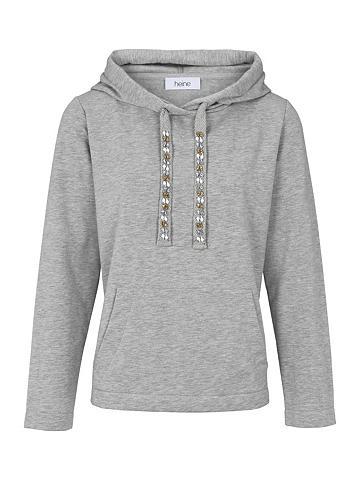 heine STYLE Sportinio stiliaus megztinis su gobtuv...