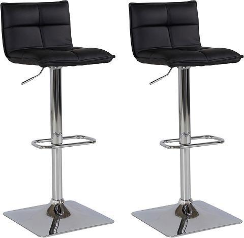 HOMEXPERTS Baro kėdė »Crush« (2 vienetai) Gesamth...