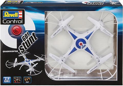 Revell ® RC-Quadrocopter »® control GO! Stunt...