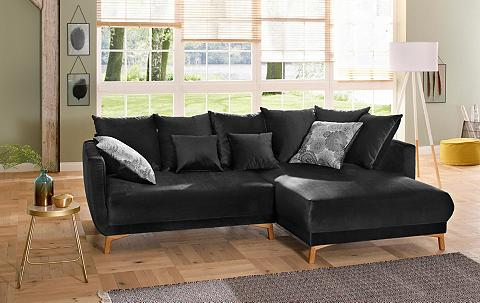 HOME AFFAIRE Kampinė sofa »Tilda«