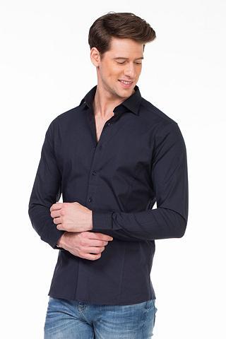 CIPO & BAXX Cipo & Baxx Herren marškiniai ilgomis ...