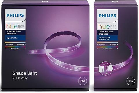 PHILIPS HUE »Light Strip 300 cm (Base 200 cm + Pra...