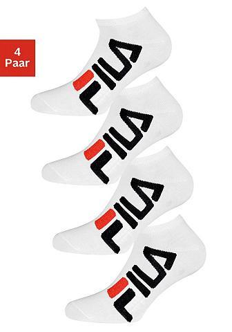 FILA Kojinės sportbačiams (4 poros) su groß...