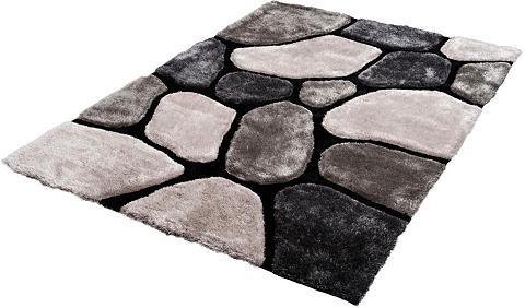 TREND TEPPICHE Ilgo plauko kilimas »Stone K11595« rec...