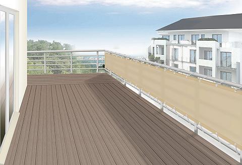 PEDDY SHIELD Balkono sienelė BxH: 500x75 cm sisal